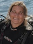 Christy Pattengill-Semmens. REEF Director of Science