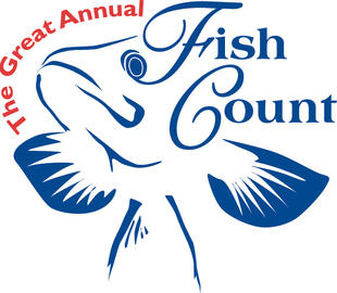Great Annual Fish Count (GAFC) logo